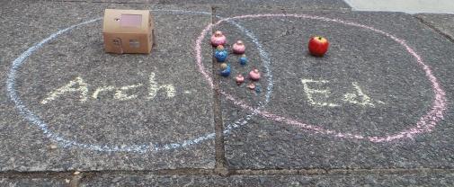Venn diagram: A&E