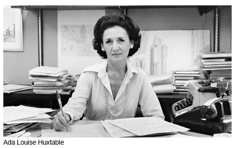 Ada Louise Huxtable