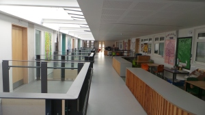 Hollymount Primary School, Raynes Park, refurbished by Haverstock, 2012