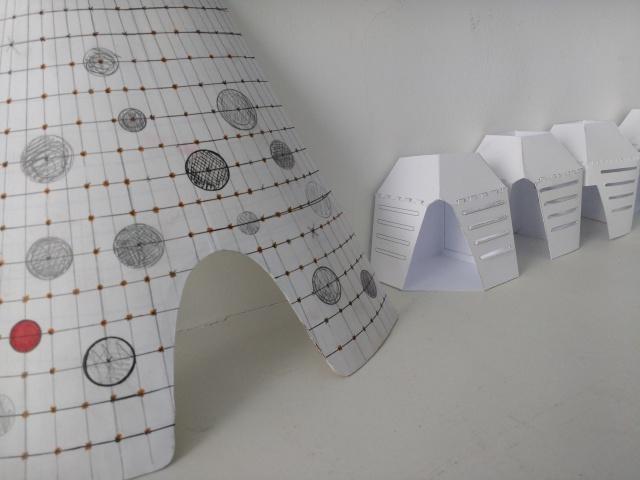 paper model nook