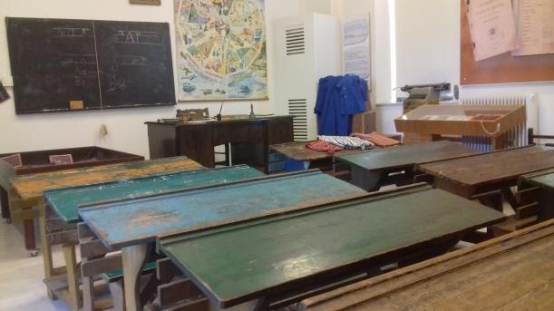 The Museum of School Life, Nerokourou, Crete